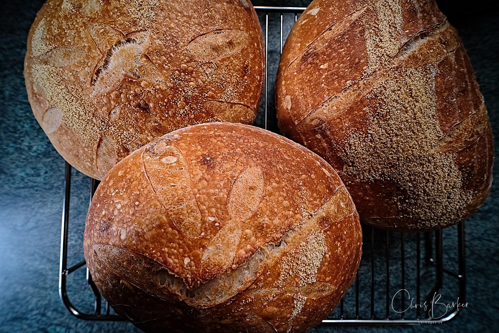 Loaves of break