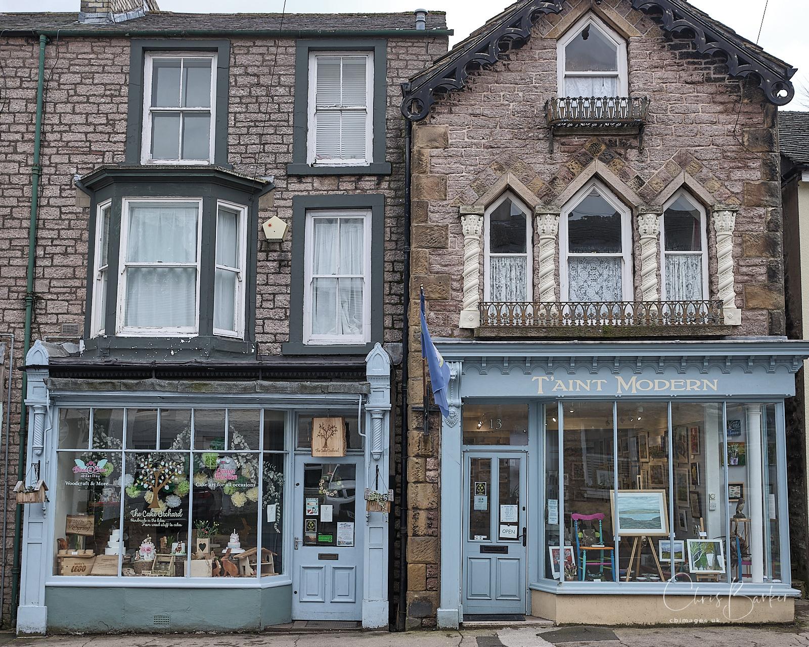 Shops in Kirkby Stephen