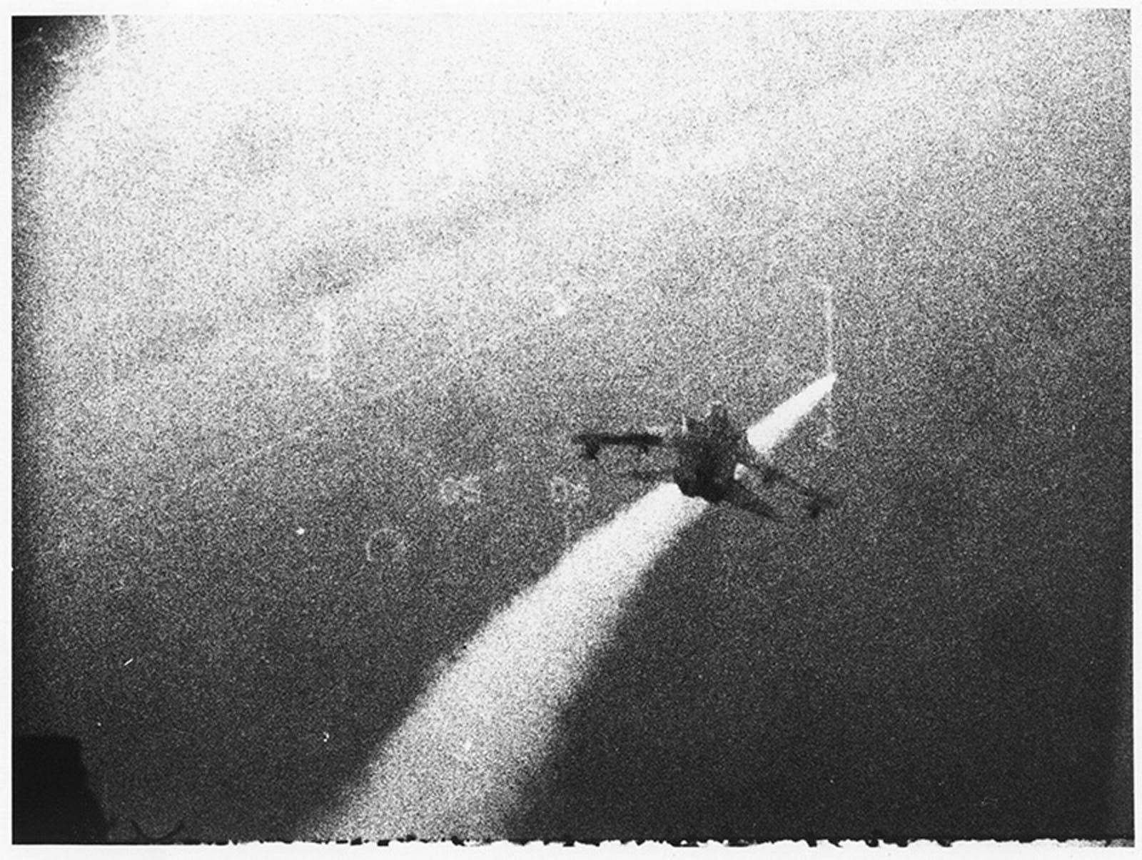Sidewinder missile firing from Tornado